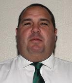 Image shows Jim Reed, Committee Member for the Kent Youth Football League