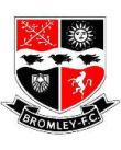 Bromley F.C. crest