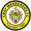 Cray Wanderers B F.C. crest