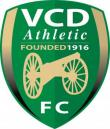 VCD Athletic F.C. crest